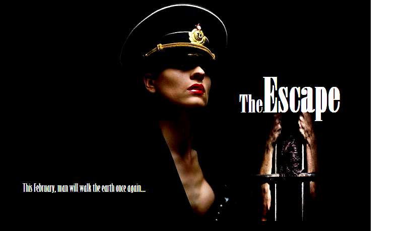 the escape, TSD, global warming, dystopia, women run the world, science fiction, future fiction